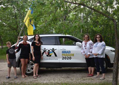 MPUE Grad 2020 Parade Crew